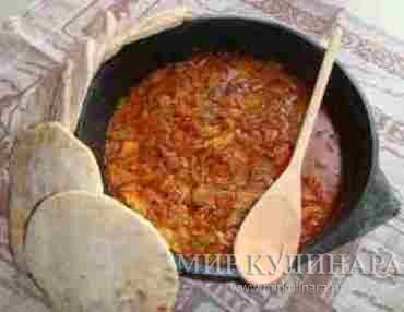 Сальта. Арабская кухня