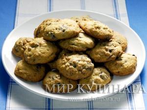 Шоко-печенье